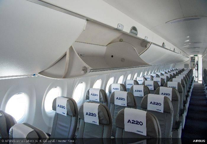一起认识空客民机家族最新成员——A220