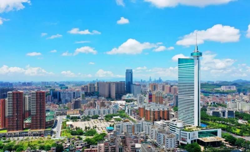 东莞厚街半年GDP达217.51亿元,同比增长15.3%