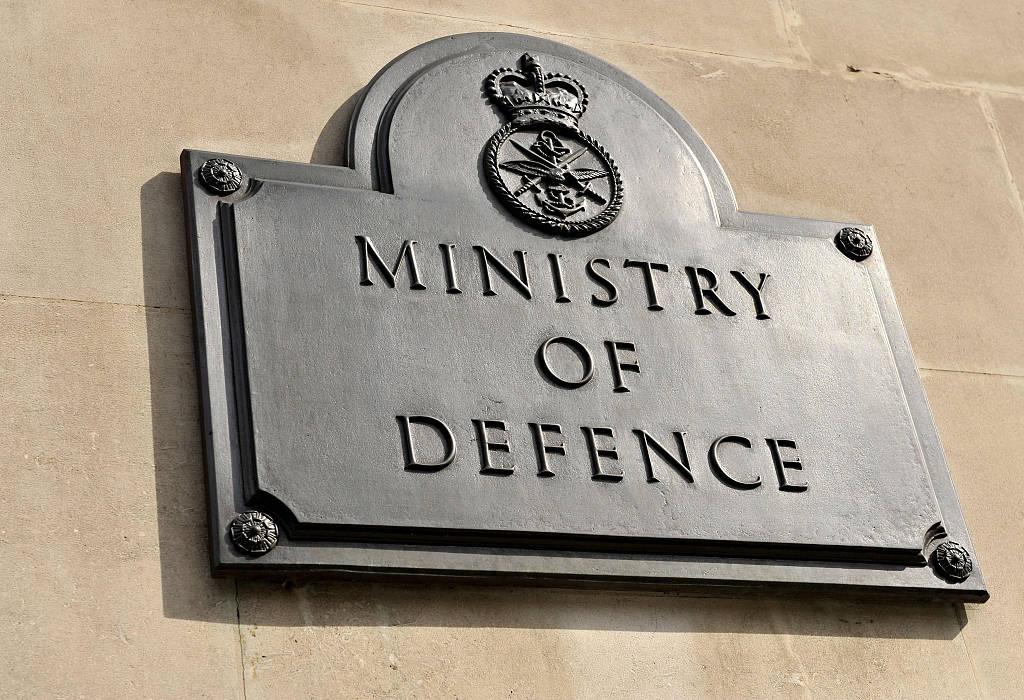 丢失机密军事文件的英官员身份确认:任军方要职,目前已被除名