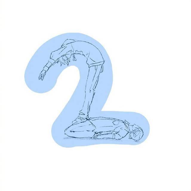 """「无限滑板」监督最新绘制的""""∞の日""""数字pose合集公开插图(3)"""