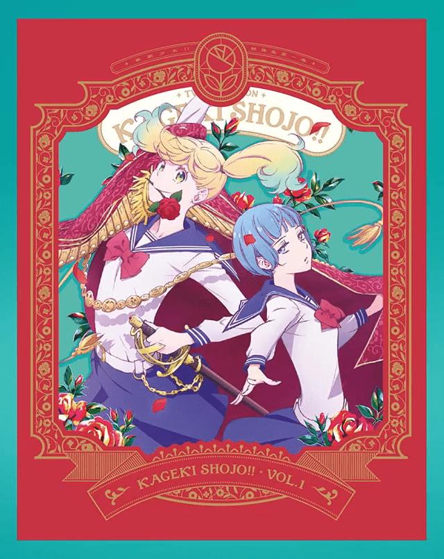TV动画「歌剧少女!!」BD第一卷特典CD试听动画公布插图(1)