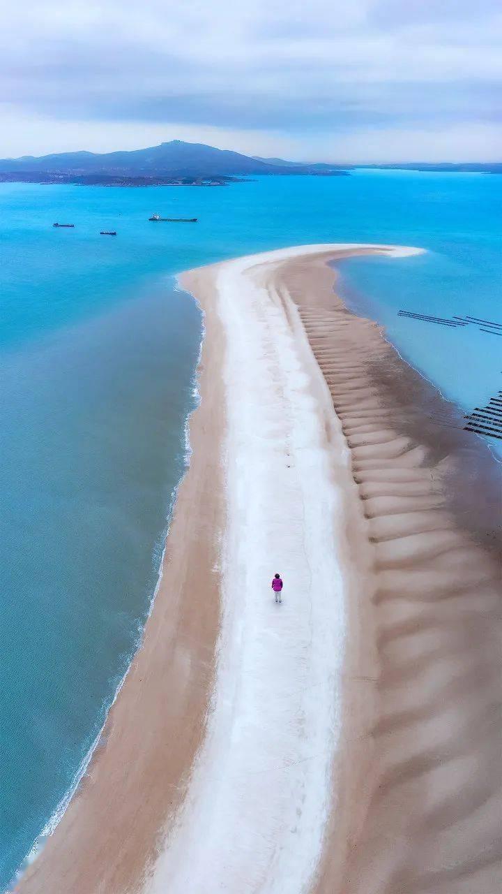 """打败三亚和青岛,福建""""小垦丁""""要建最美海上机场,太让人震惊了。"""