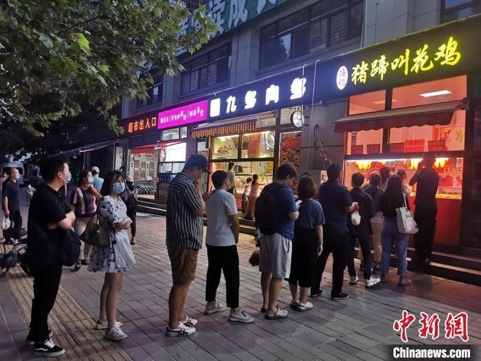 郑州中高风险地区全部清零 城市烟火气息渐回
