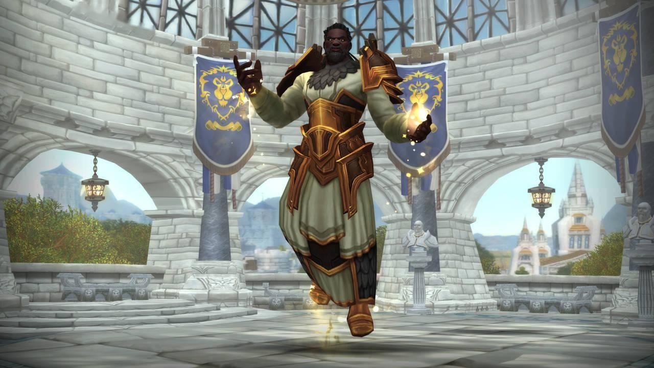 魔兽世界9.1:开帖分享战贼法鸡基础以及进阶