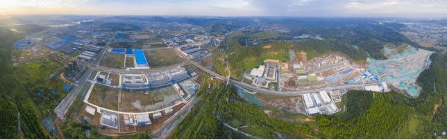 四川县gdp_四川射洪提出目标:2022年GDP超600亿元,进入全国百强县