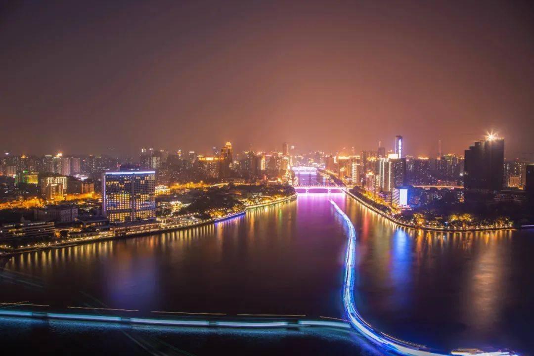 荔湾城记 | 鹅潭夜月分外明