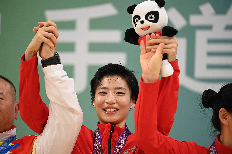 全运会|空手道综合:尹笑言轻松夺冠 澳门获首枚全运奖牌