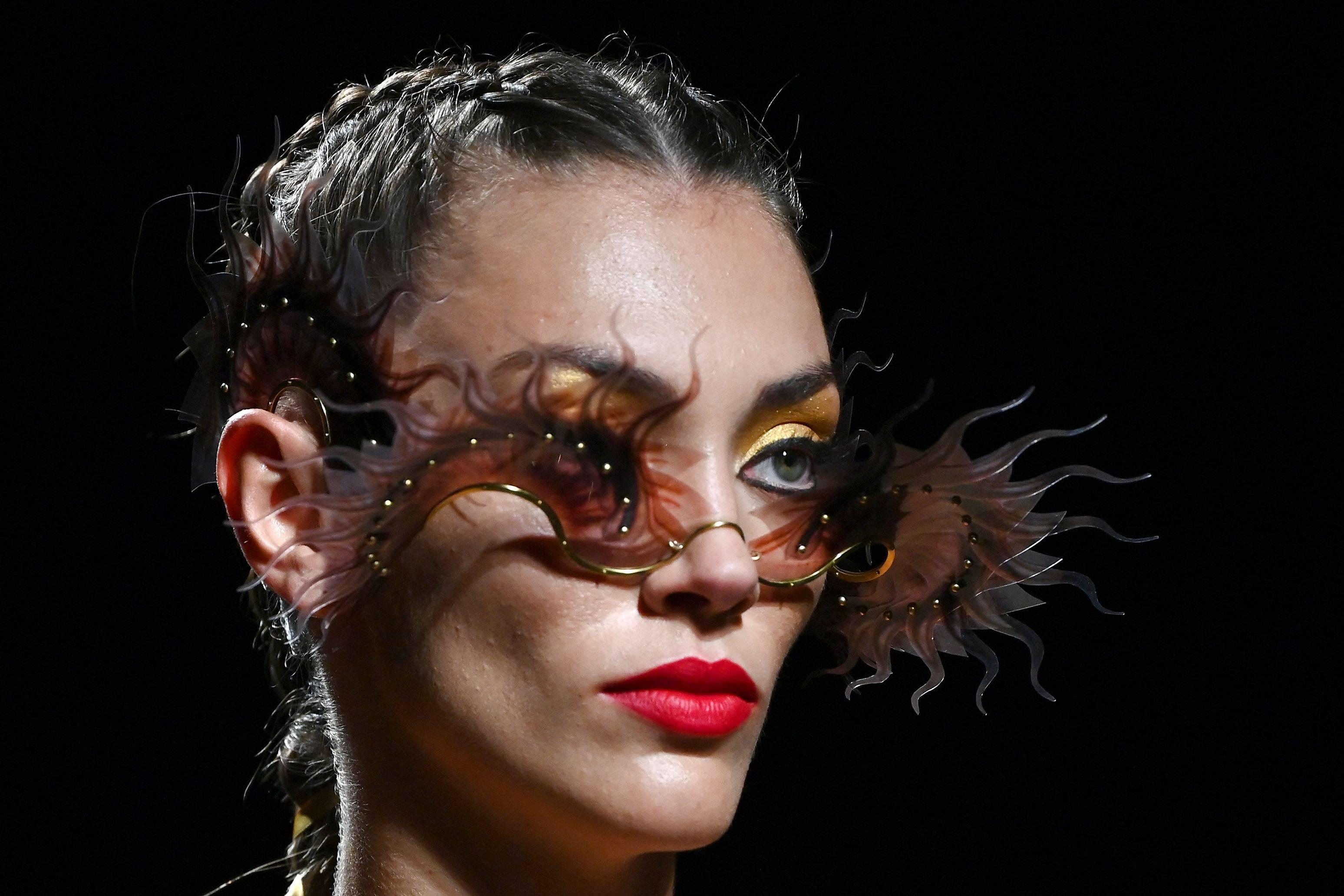 马德里时装周——玛雅·汉森品牌时装秀