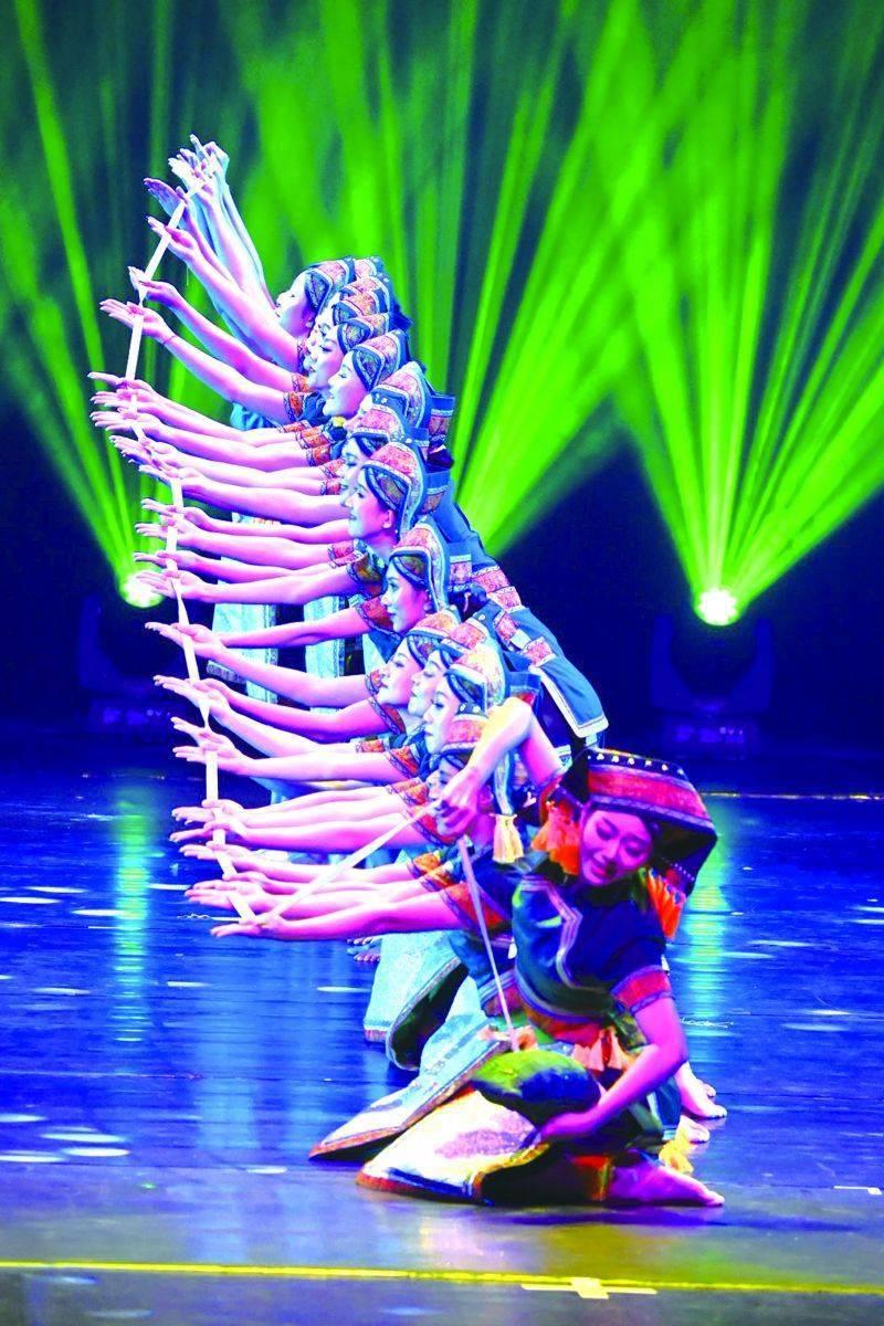 第十一届广西音乐舞蹈比赛决赛在柳举行,168件作品讴歌壮美广西