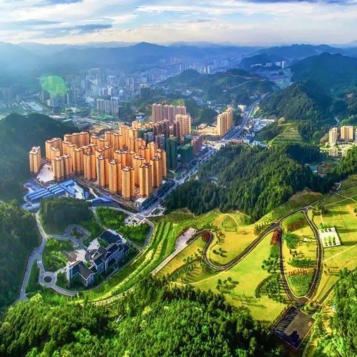 2021中国西部百强县市名单揭晓,黔南2地上榜