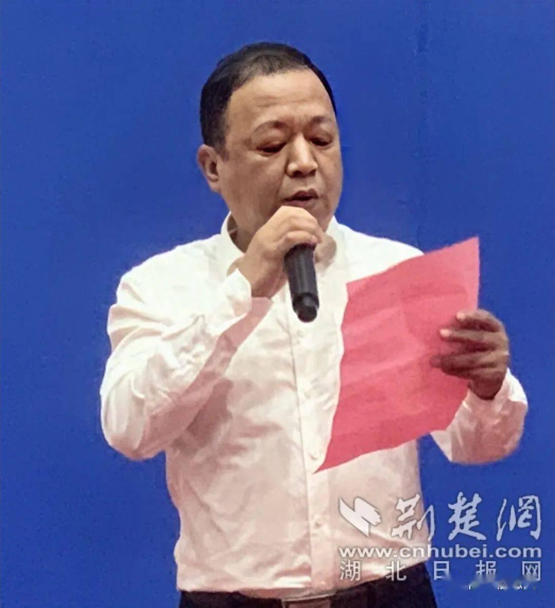 武汉市第十一届运动会成年人乒乓球比赛在新洲开幕