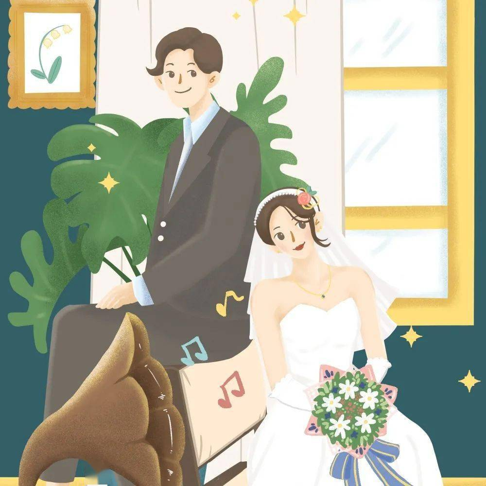 这张婚纱照,迟到了半个世纪!