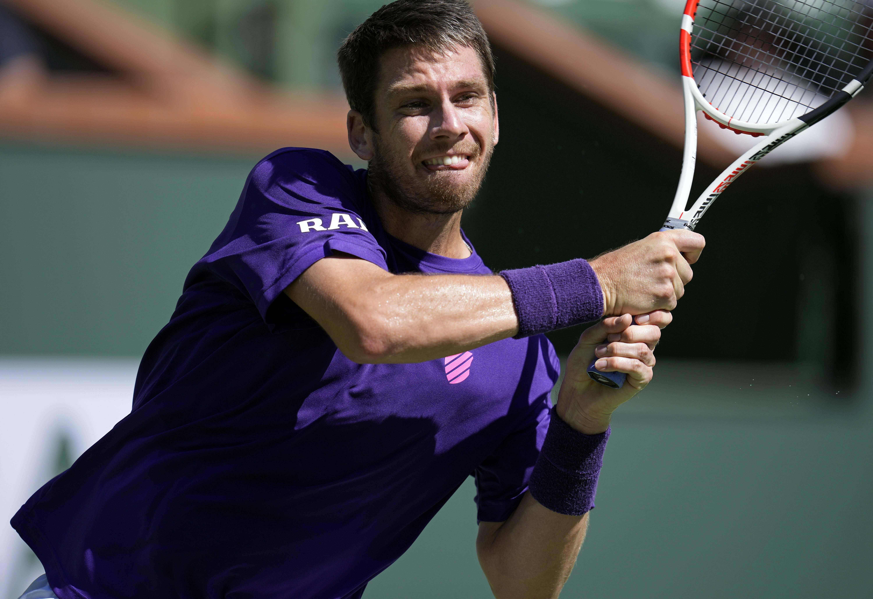 网球——巴黎银行公开赛:诺里晋级四强