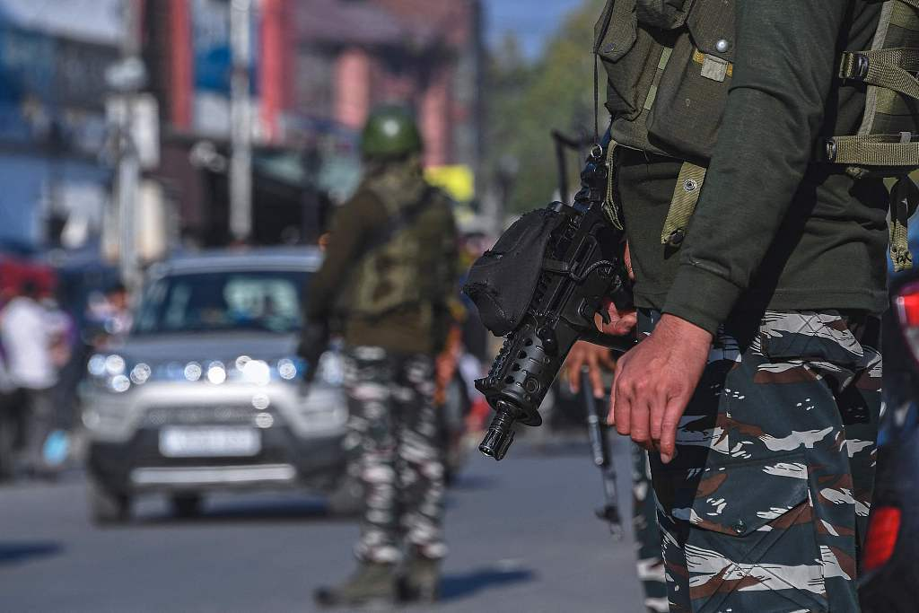 印控克什米尔地区冲突不断:两周发生9起袭击 11名平民身亡