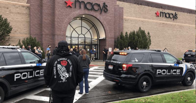 美国一家大型商场发生枪击案致2死6伤!一警察交火时受伤