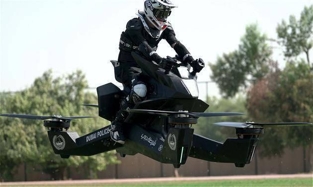 """日媒:日本开售""""飞行摩托"""",售价约合435万元人民币,全球限定200辆"""